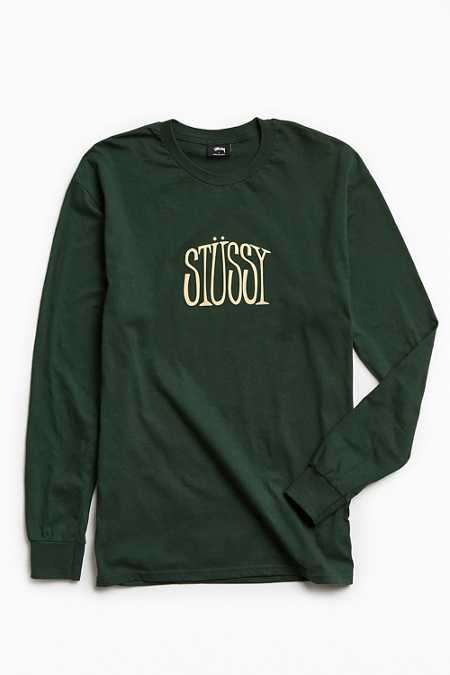 Stussy Stretch Long Sleeve Tee