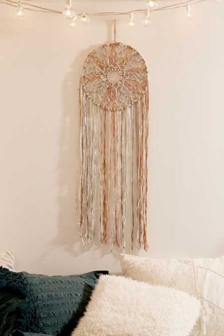 Macrame Braid Dream Catcher