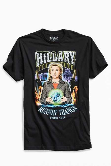 Hillary Runnin' Thangs Tee