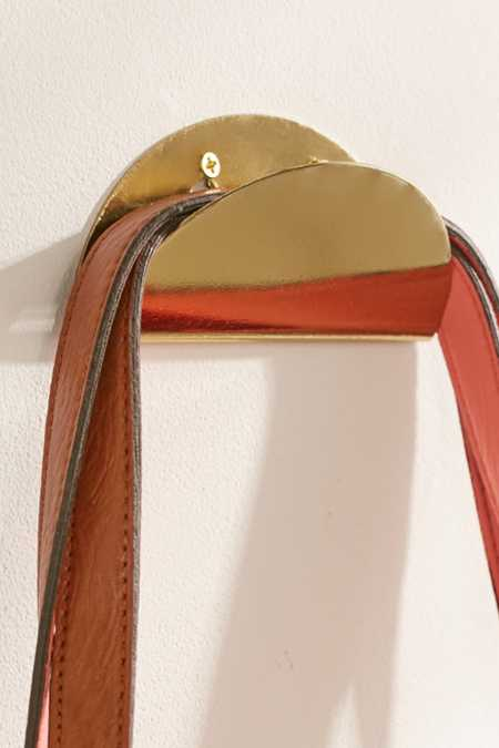 Half-Moon Wall Hook