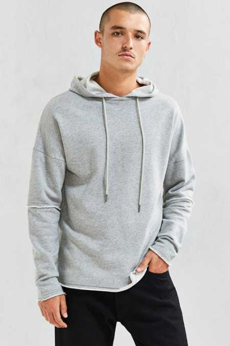Publish Jayden Double Layer Hoodie Sweatshirt