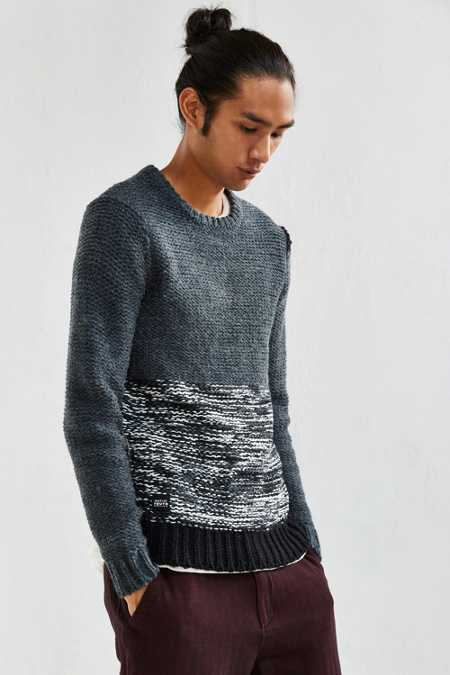 Native Youth Polar Knit Sweater