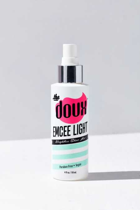 The Doux Emcee Light Weightless Shine Mist