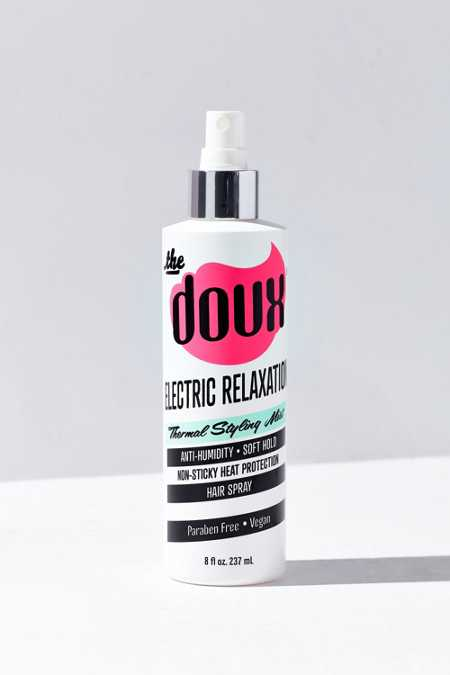 The Doux Electric Relaxation Thermal Styling Mist