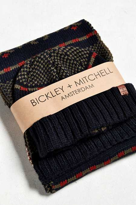 Bickley + Mitchell X UO Beanie Scarf Gift Set