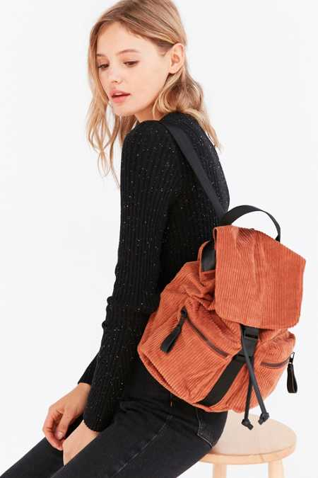 Peggy Corduroy Backpack
