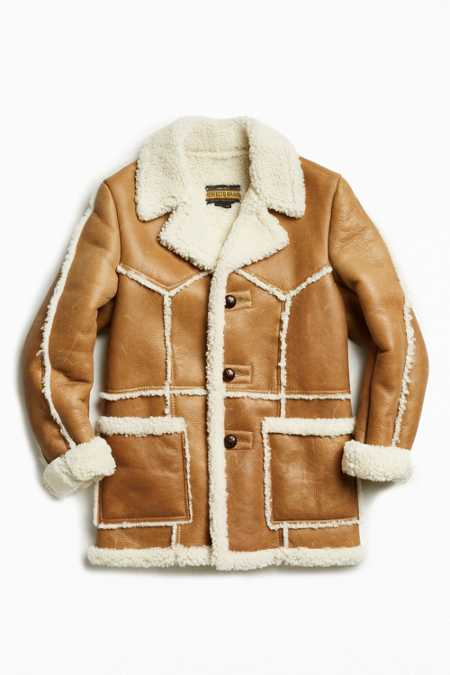 Schott Perfecto Sheep Rancher Coat