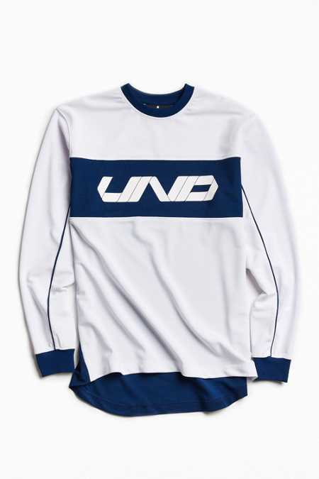 Undefeated Pique Long Sleeve Jersey