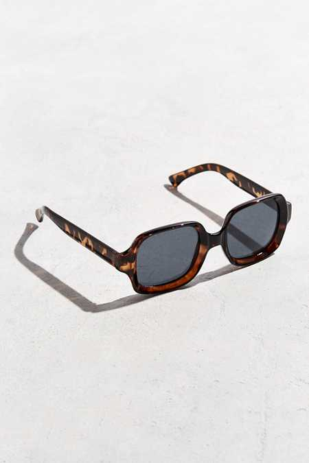 Beveled Square Sunglasses