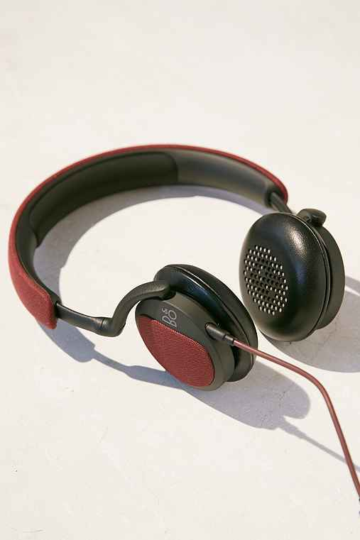 B&O Play H2 Headphone,RED,ONE SIZE