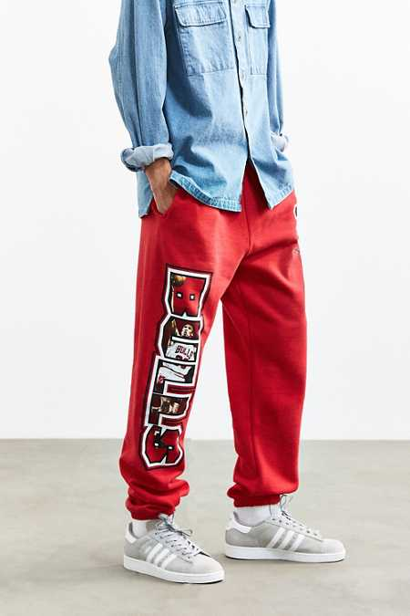 Mitchell & Ness Chicago Bulls Scottie Pippen Sweatpant
