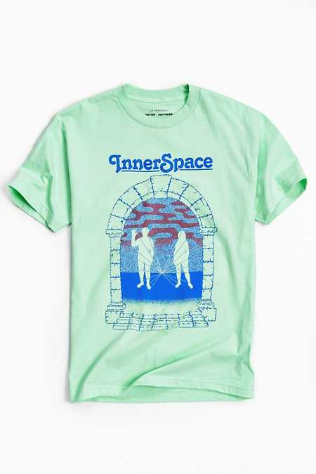 UO Artist Editions Jimmy McMillan Inner Space Tee
