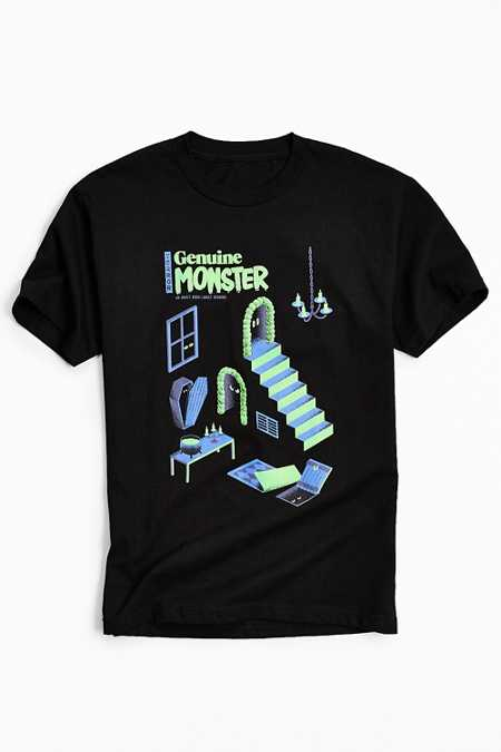 UO Artist Editions Jimmy McMillan Genuine Monster Tee