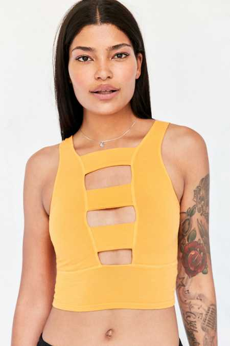 Truly Madly Deeply Clementine Cutout Cami