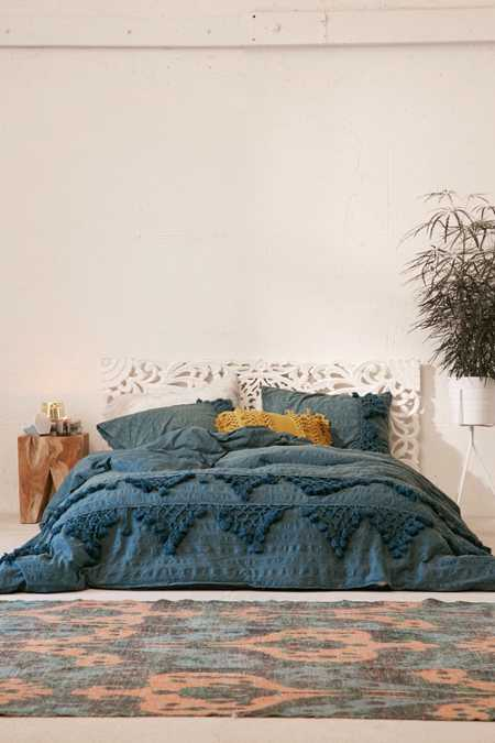 Xandra Trim Duvet Cover
