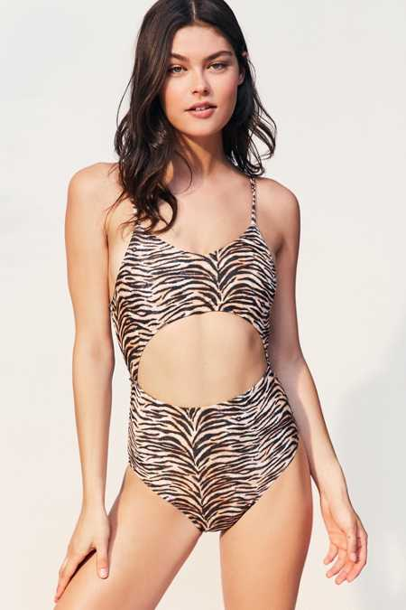 Motel Mago One-Piece Swimsuit