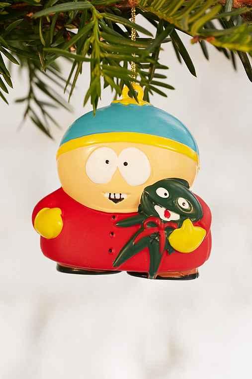 Cartman Ornament,BLUE,ONE SIZE
