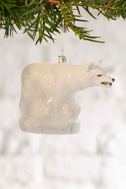 Game Of Thrones Ghost Ornament,WHITE,ONE SIZE