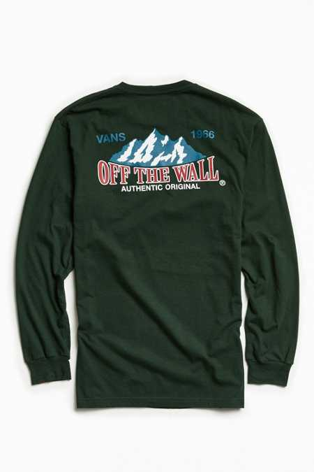 Vans 66 Summit Long-Sleeve Tee