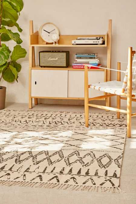 Casbah Chenille Printed Rug