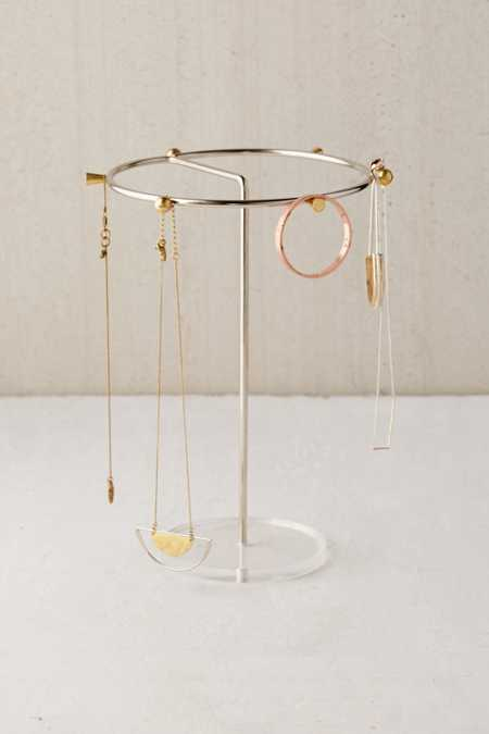 Shapes Tabletop Jewelry Stand