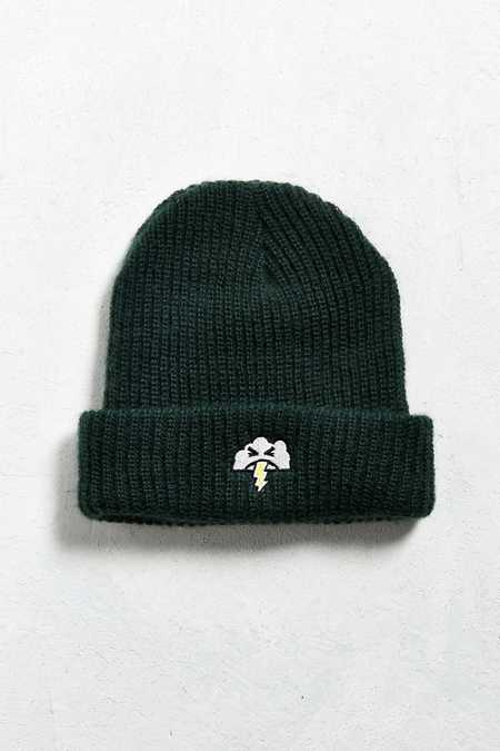 Embroidered Cloud Watch Cap