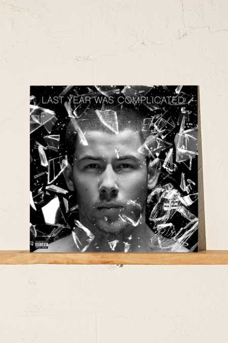 Nick Jonas - Last Year Was Complicated LP