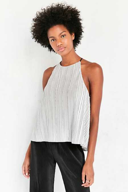 Ecote Josie Pleated Cami