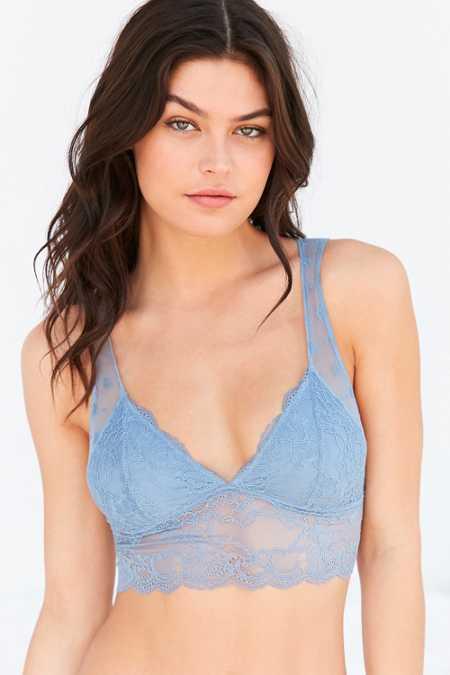Out From Under Cher Open Back Longline Bra