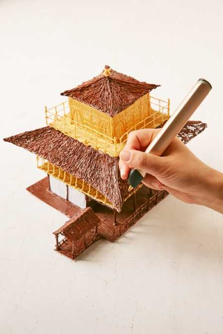 Create 3D Sculptures with this Magical Pen!