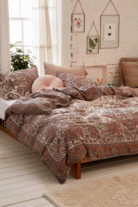 Oriel Medallion Duvet Cover