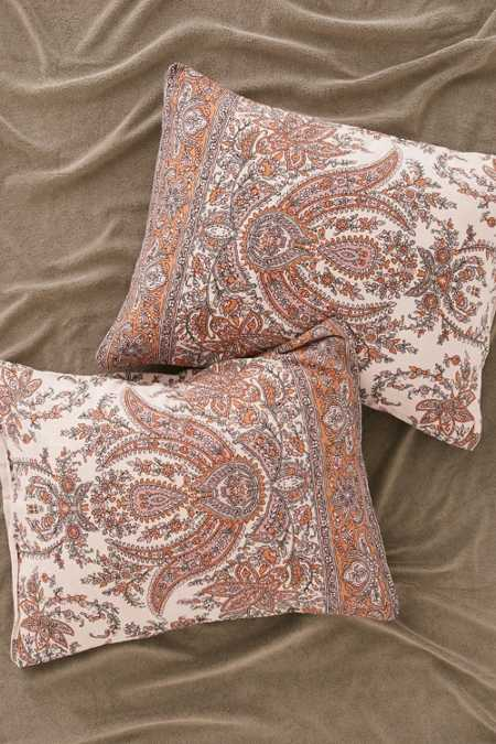 Oriel Medallion Sham Set