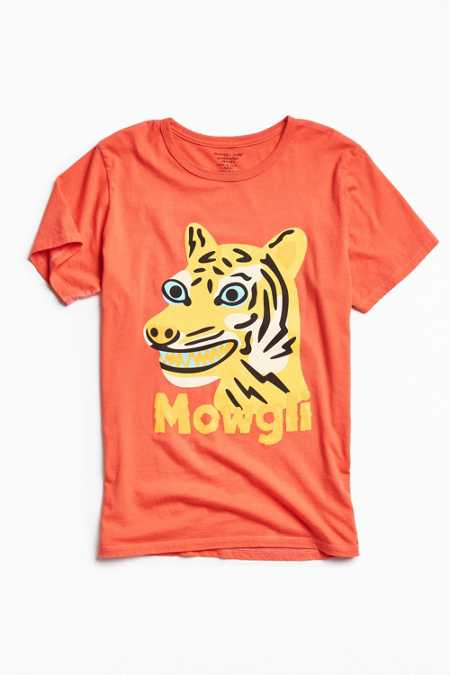 Mowgli Surf Tiger Time Tee