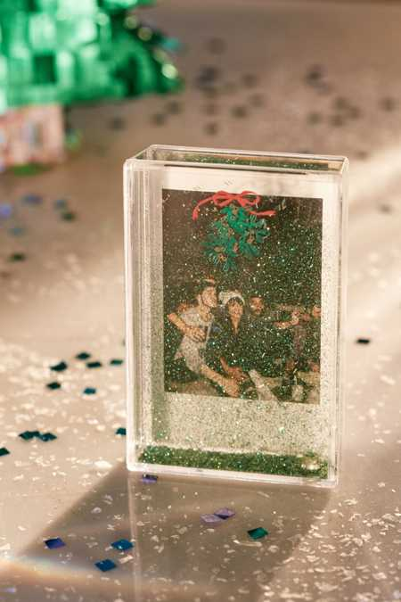 Mini Instax Mistletoe Picture Frame