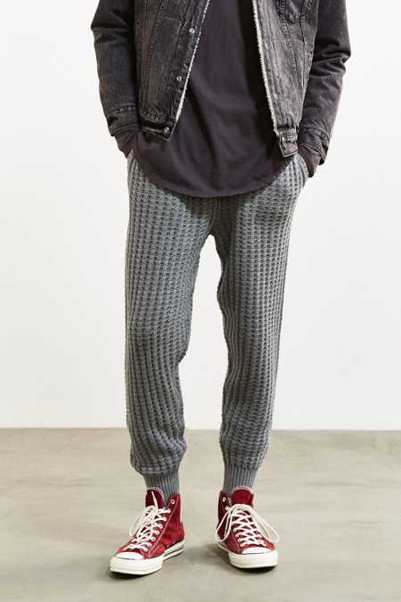 UO Thermal Stitch Sweater Pant