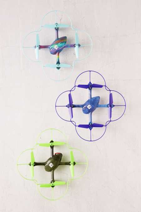 TRNDlabs X UO HD Camera Mini Drone Quadcopter - Holographic