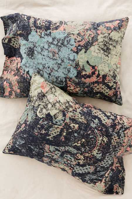 Sato Worn Pillowcase Set