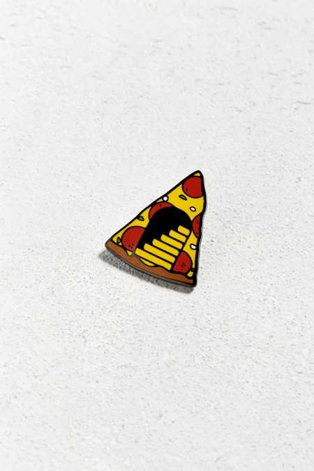 Tough Times Pizza Portal Pin