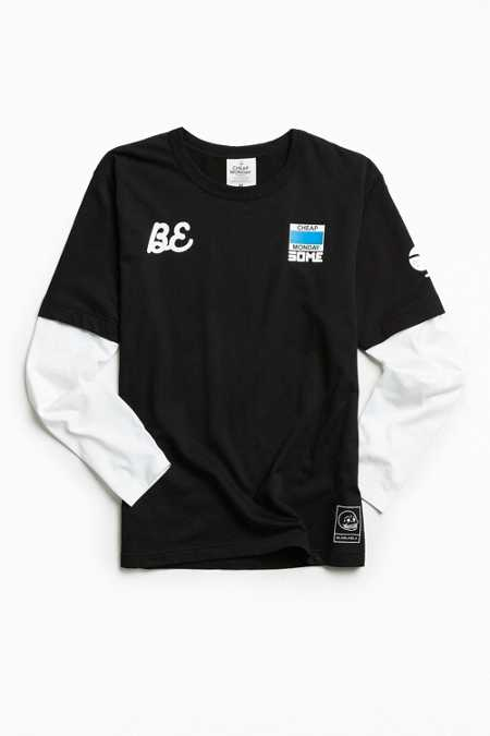 Cheap Monday Boxer Long Sleeve Tee