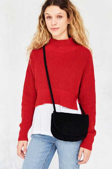 Natalie Double Pouch Crossbody Bag