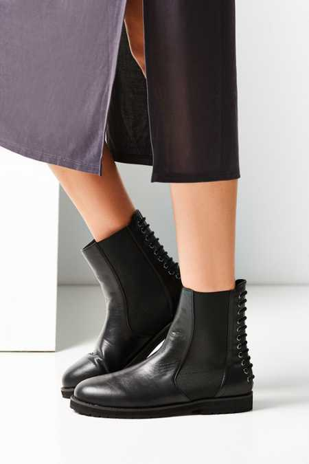 Lexi Laced Chelsea Boot