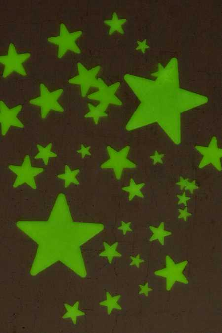 UO Exclusive Blind Box Glow-In-The-Dark Stars