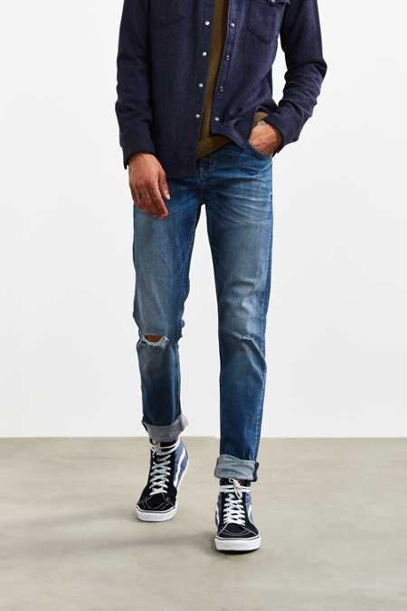 Cheap Monday Serene Blue Tight Skinny Jean