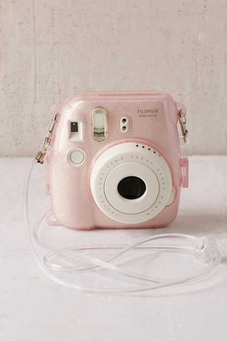 Fujifilm Instax Mini 8 Glitter Hard-Shell Camera Case