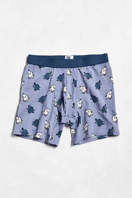 Wolf Pack Boxer Brief