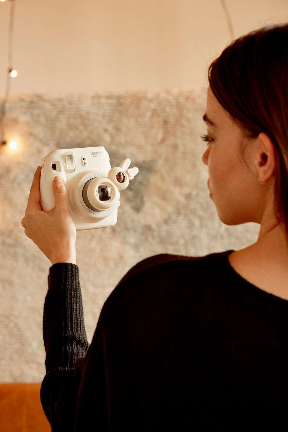 Fujifilm bunny selfie lens