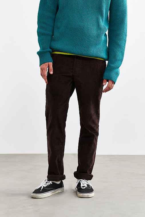 Levi's 511 Slim Corduroy Pant,CHOCOLATE,33/32