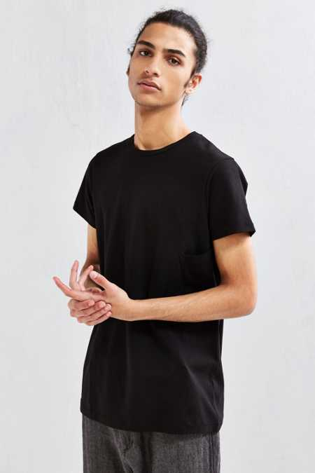 Cheap Monday Capped Pocket Tee
