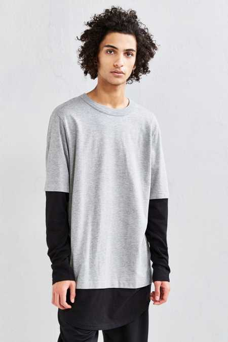 Cheap Monday Flake Long Sleeve Tee
