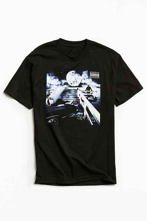 Slim Shady LP Tee,BLACK,L
